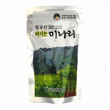 공산농협 팔공산 마시는 미나리 120ml 30포(1개)
