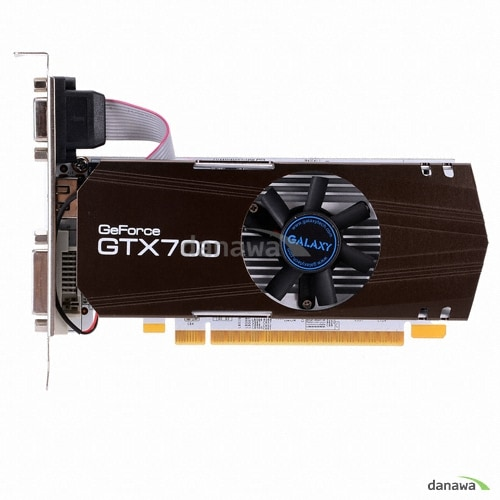 갤럭시  지포스 GTX750 Ti White OC D5 2GB_이미지