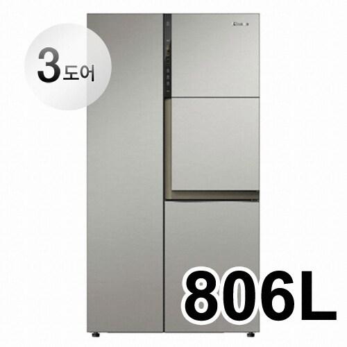 대우전자 클라쎄 FR-L803PRKM 큐브_이미지