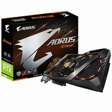 GIGABYTE AORUS Xtreme 지포스 RTX 2080 D6 8GB