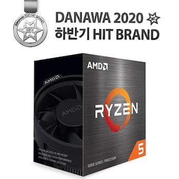 AMD 라이젠5-4세대 5600X (버미어) (정품)