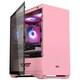 darkFlash DLM22 RGB 강화유리 (핑크)_이미지