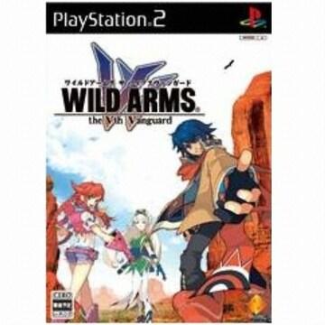 와일드 암즈 5th 뱅가드 PS2 해외구매,일본판_이미지