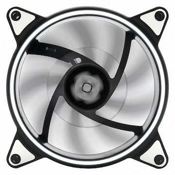 마이크로닉스  TEMPEST2 Ring Dual Impeller 120(White)
