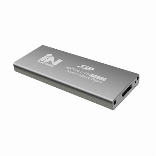 M.2 SATA SSD용 외장케이스 (IN-SSDM2)