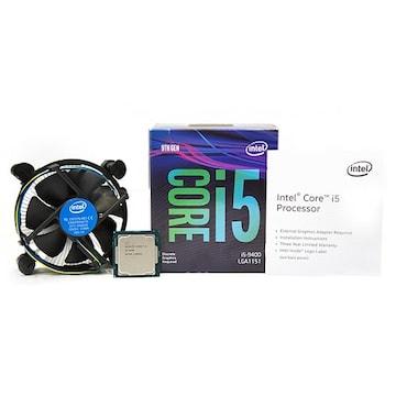 인텔 코어i5-9세대 9400 (커피레이크-R)