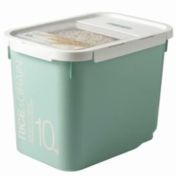 락앤락 쌀통 10kg + 계량컵 + 제습제