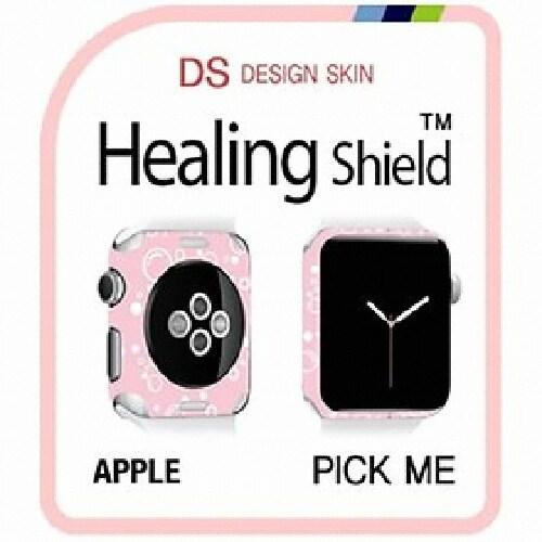 폰트리 힐링쉴드 애플 워치2 38mm 디자인스킨 외부보호필름 PICK ME-DW045 (2매)_이미지