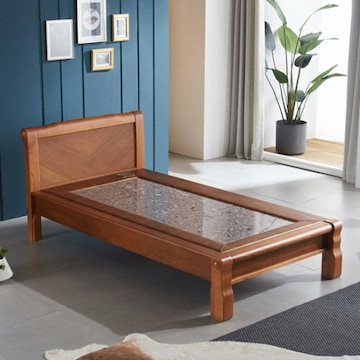 보루네오하우스 모닝듀 온열 침대 S(맥반석)