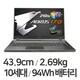 GIGABYTE AORUS 17G XB i7 (SSD 512GB)_이미지