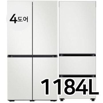 삼성전자 비스포크 RF85T9111AP + RQ33T74A1AP_이미지