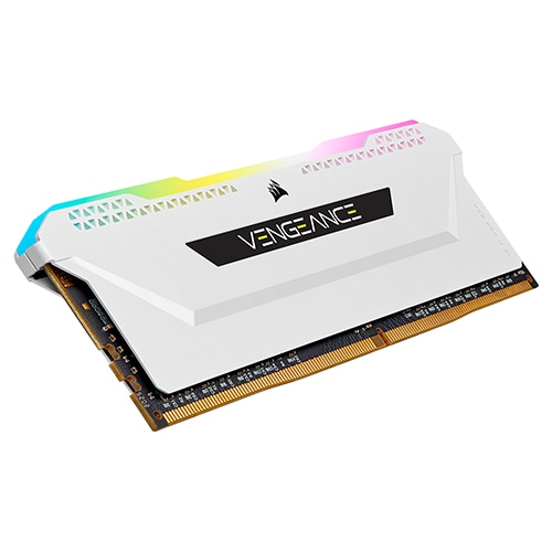 CORSAIR DDR4-3200 CL16 VENGEANCE RGB PRO SL WHITE 패키지 (16GB(8Gx2))