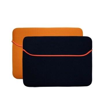 멜로디 네오프렌 양면 노트북 파우치 (15.6인치)
