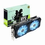 갤럭시 GALAX 지포스 RTX 2080 BLACK LABEL EXOC D6 8GB