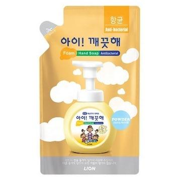 라이온코리아 아이깨끗해 폼 핸드 솝 리필 200ml(1개)