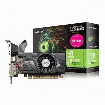ARKTEK 지포스 GT730 D5 1GB