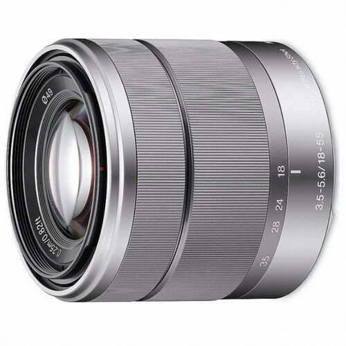 SONY 알파 E 18-55mm F3.5-5.6 OSS (정품)_이미지
