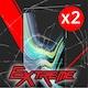 YGnK 아이폰X/XS 익스트림 디펜더 풀커버 우레탄 액정보호필름 (액정 2매)_이미지