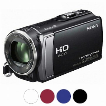 SONY HandyCam HDR-CX200 (중고품)_이미지
