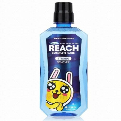 리치(REACH) 카카오 컴플리트케어 아이스민트 가글 320ml (1개)_이미지