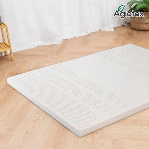 아지오텍스  몸이편한 라텍스 매트리스 7.5cm (슈퍼싱글 SS)_이미지