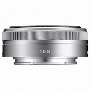 SONY 알파 E 16mm F2.8