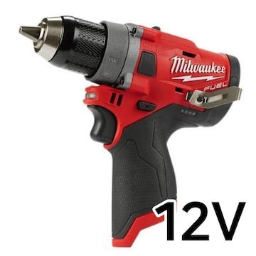 밀워키 M12 FDD(충전기없음, 배터리없음)