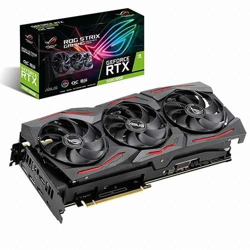 ASUS ROG STRIX 지포스 RTX 2080 SUPER A8G GAMING D6 8GB