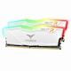 TeamGroup T-Force DDR4-3200 CL16 Delta RGB 화이트 패키지 서린 (32GB(16Gx2))_이미지