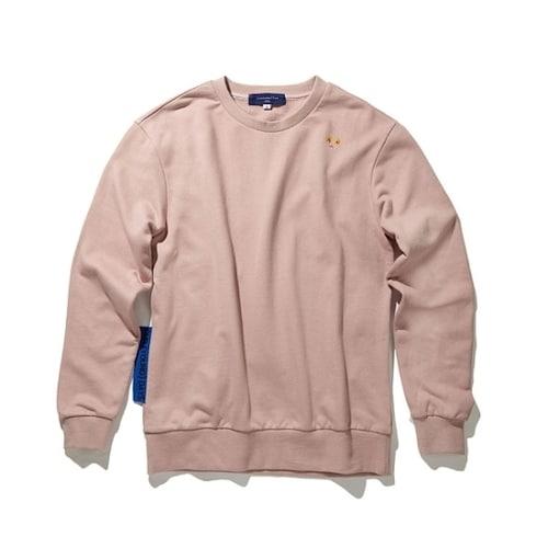 코오롱인더스트리 커스텀멜로우 symbol round sweatshirts CQTAW17613PIX_이미지