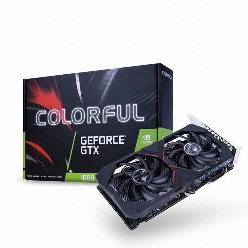 COLORFUL 지포스 GTX 1660 Gaming GT D5 6GB_이미지