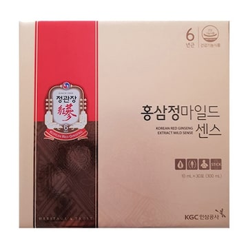 정관장 홍삼정 마일드 센스 10ml 30스틱 (1개)