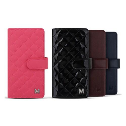 모움  LG G4 루비드 지갑 다이어리 케이스_이미지
