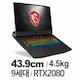MSI GT시리즈 GT76 Titan DT 9SG 크루저 (SSD 512GB + 1TB)_이미지