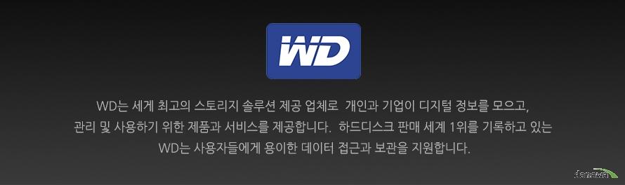 WD회사 소개