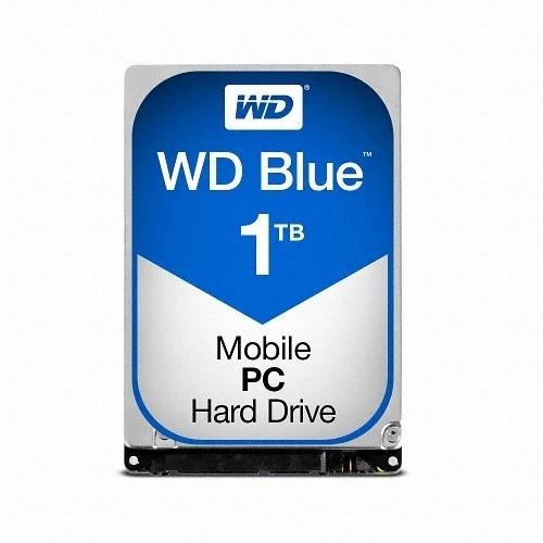 WD 1TB MOBILE BLUE WD10JPVX (SATA3/5400/8M/노트북용)
