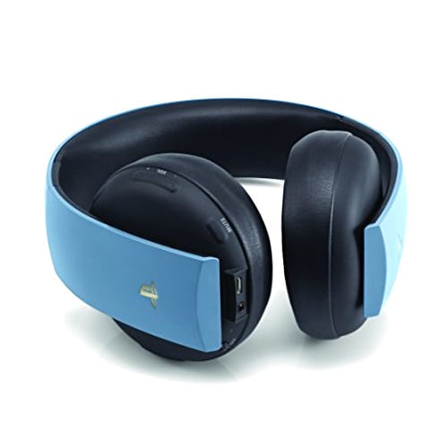 SONY Gold Wireless Stereo Headset (Uncharted4에디션, 해외구매)_이미지
