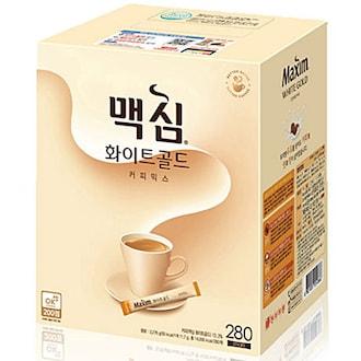 동서식품 맥심 화이트골드 커피믹스 스틱 280T (1개)_이미지