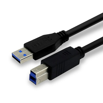 CABLEMATE  USB 3.0 (A-B) (M/M) 케이블(0.3m)