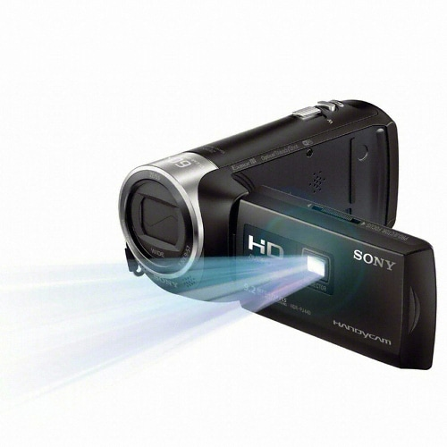 SONY HandyCam HDR-PJ440 (중고품)_이미지