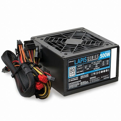 POWEREX  LAPIS 500W 80Plus Standard 230V EU_이미지