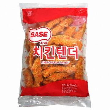 사세(SASE) 치킨텐더 1kg(1개)