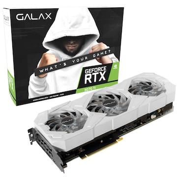 갤럭시 GALAX 지포스 RTX 3070 Ti EX GAMER WHITE OC D6X 8GB