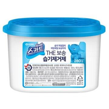스카트 THE 보송 습기제거제 280g(1개)
