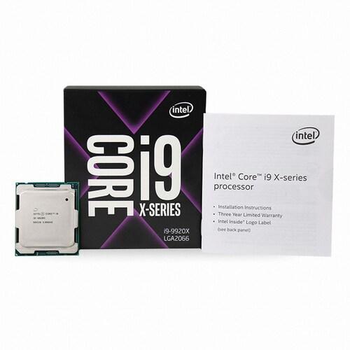 인텔 코어X-시리즈 i9-9920X (스카이레이크) (정품)_이미지