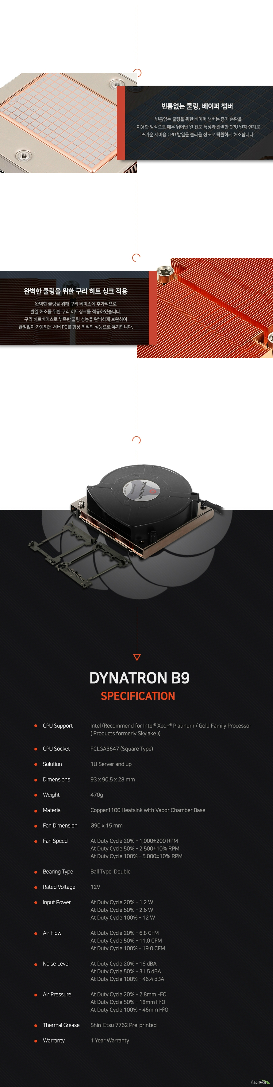 DYNATRON B9