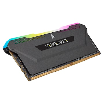 CORSAIR DDR4-3200 CL16 VENGEANCE RGB PRO SL BLACK AMD 패키지 (16GB(8Gx2))