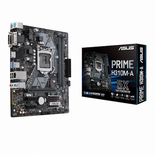ASUS PRIME H310M-A 인텍앤컴퍼니