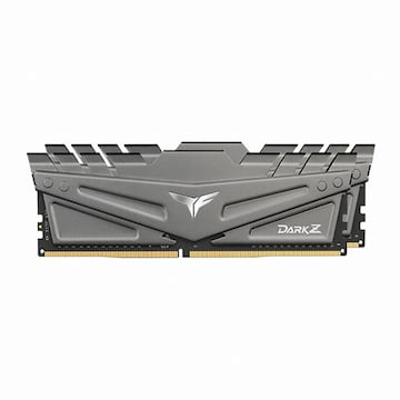 TeamGroup T-Force DDR4 32G PC4-28800 CL18 DARK Z GREY (16Gx2)