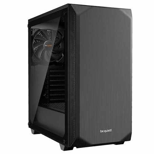 be quiet PURE BASE 500 WINDOW (BLACK)